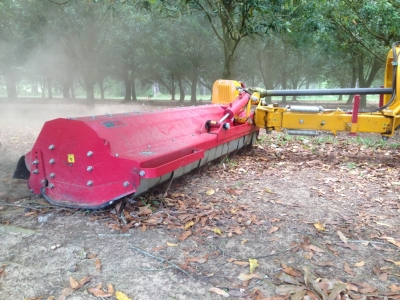 INO MKS 225 PLUS MULCHER available from Hillside Tractors Australia