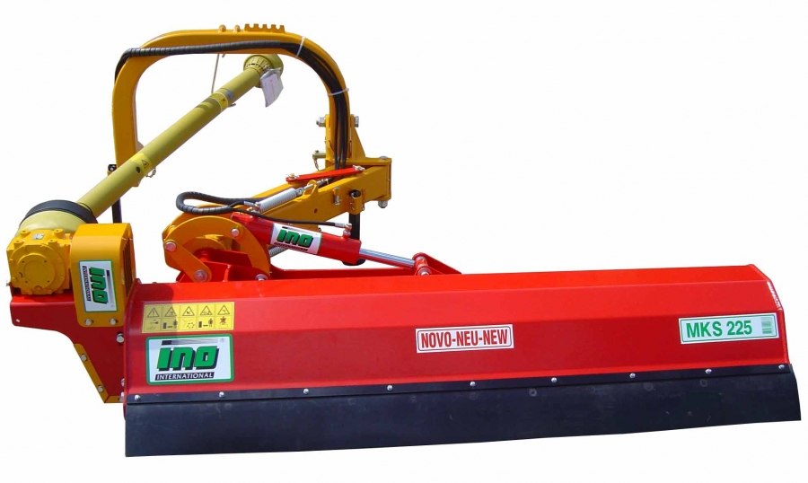 INO MKS PLUS 225 Mulcher