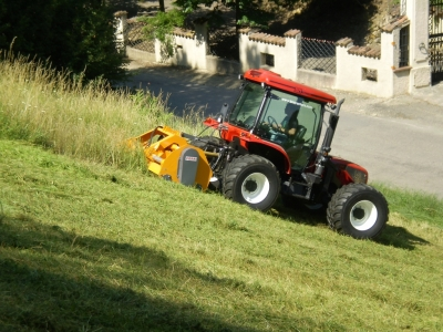 BM 130 Tractor. Available from Hillside Tractors Australia