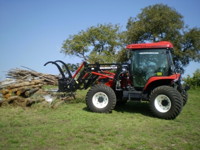 BM Tractors available at Hillside Tractors Australia. Forestry Equipment
