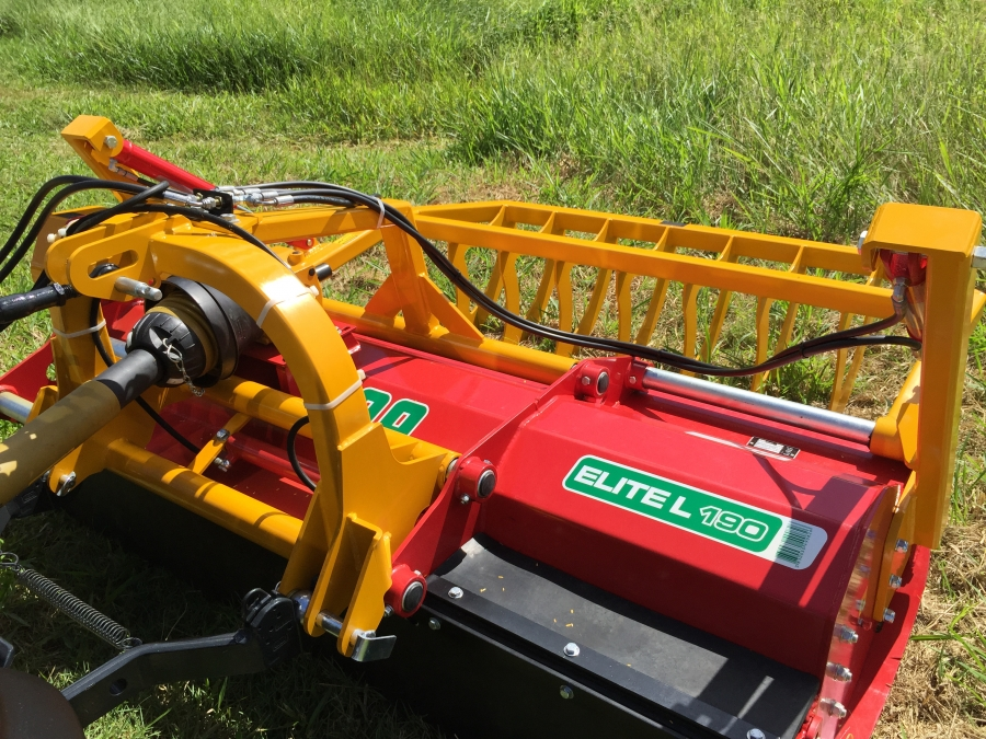 Scrub Claw (Patent Pending) on INO Elite L 190