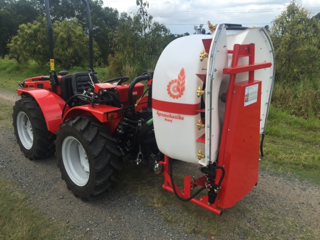 AGS Sprayer available from Hillside Tractors Australia