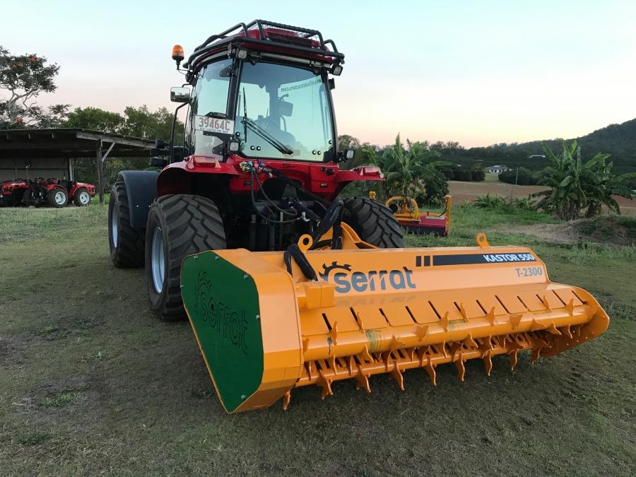 Serrat Kastor 550 T-2300 Forestry Mulcher