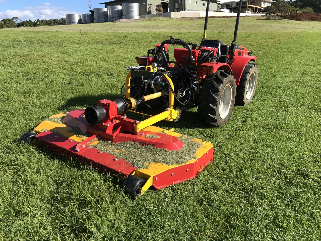 Ilmer Mower M2-210 with AGT